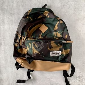 Eastpak Wyoming Camo Backpack
